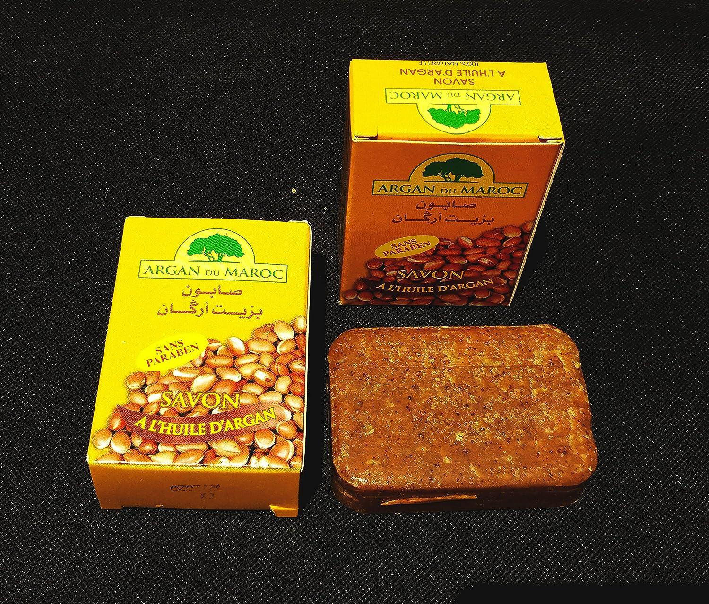 Pick-up di sapone olio di Argan–Argan du Maroc