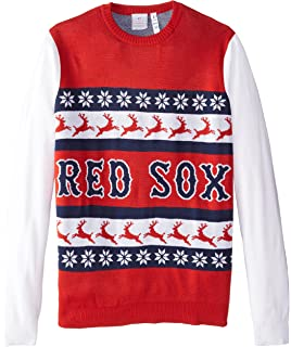 Amazoncom Mlb Light Up Ugly Sweater Sports Outdoors
