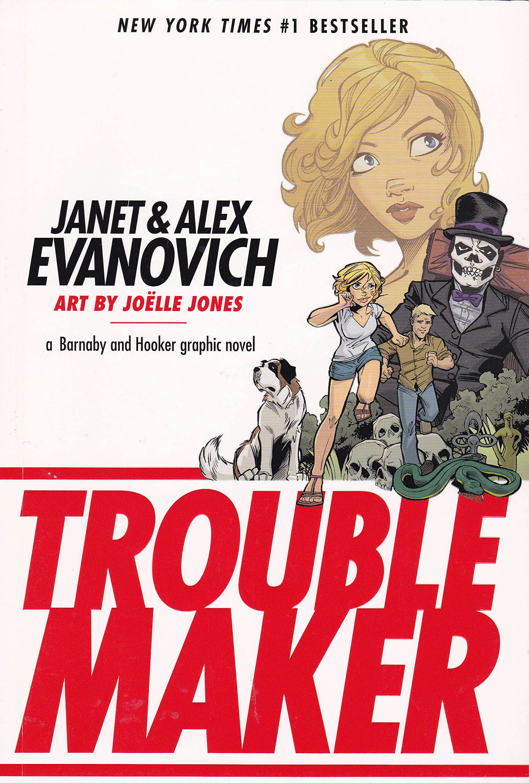 Troublemaker: A Barnaby and Hooker Graphic Novel pdf