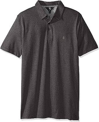 Volcom Men's Wowzer Short Sleeve Polo Shirt