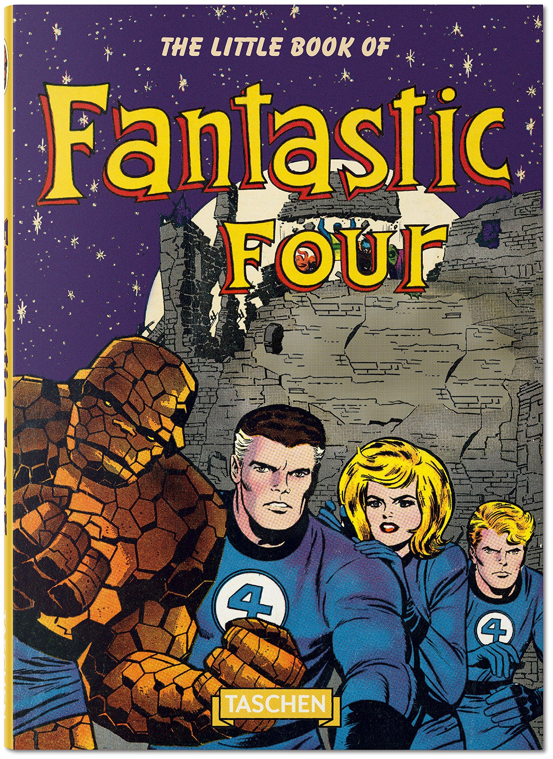 The Little Book Of Fantastic Four (Piccolo)