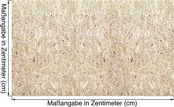 22mm OSB//3 Panneau de particules orient/ées 1700 x 800 mm r/ésistant /à l/'humidit/é sur la norme EN 300 Panneaux dOSB pour application agencement d/écoration ou constructions bois Logueurs jusqu/à 2000mm