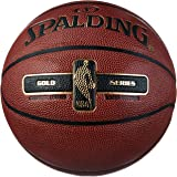 Ballon Spalding NBA Gold
