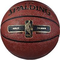 Spalding NBA Gold Ballon de Basket Mixte
