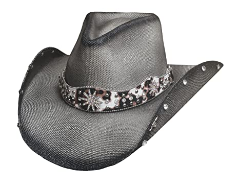 BULLHIDE HATS SASSY COWGIRL COLLECTION LIGHTING STRIKE 2837 (SMALL) c08d6e09b8a