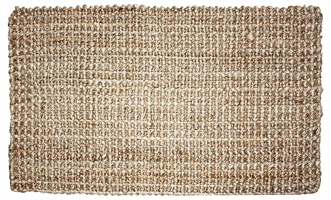 outdoor jute rug. J\u0026M Home Fashions Neutral Eco-Friendly Sturdy Rolled Natural Indoor/Outdoor Jute Rug, Outdoor Rug N