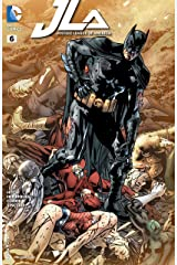 Justice League of America (2015-2016) #6 Kindle Edition