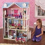 KidKraftMy Dreamy Dollhouse with Furniture