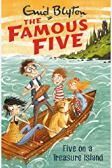 Five On A Treasure Island: Book 1 (Famous Five series) Kindle Edition