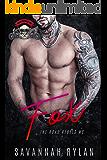 Fox (The Road Rebels MC Book 4)