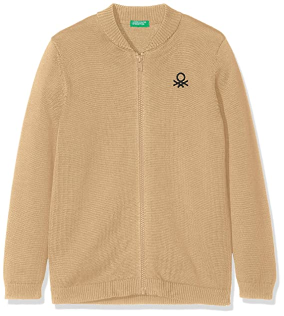 United Colors of Benetton L/S Sweater, Suéter para Niñas: Amazon.es: Ropa y accesorios