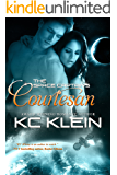 The Space Captain's Courtesan: SPACE OPERA ROMANCE NOVEL (The Omega Galaxy Series Book 1)