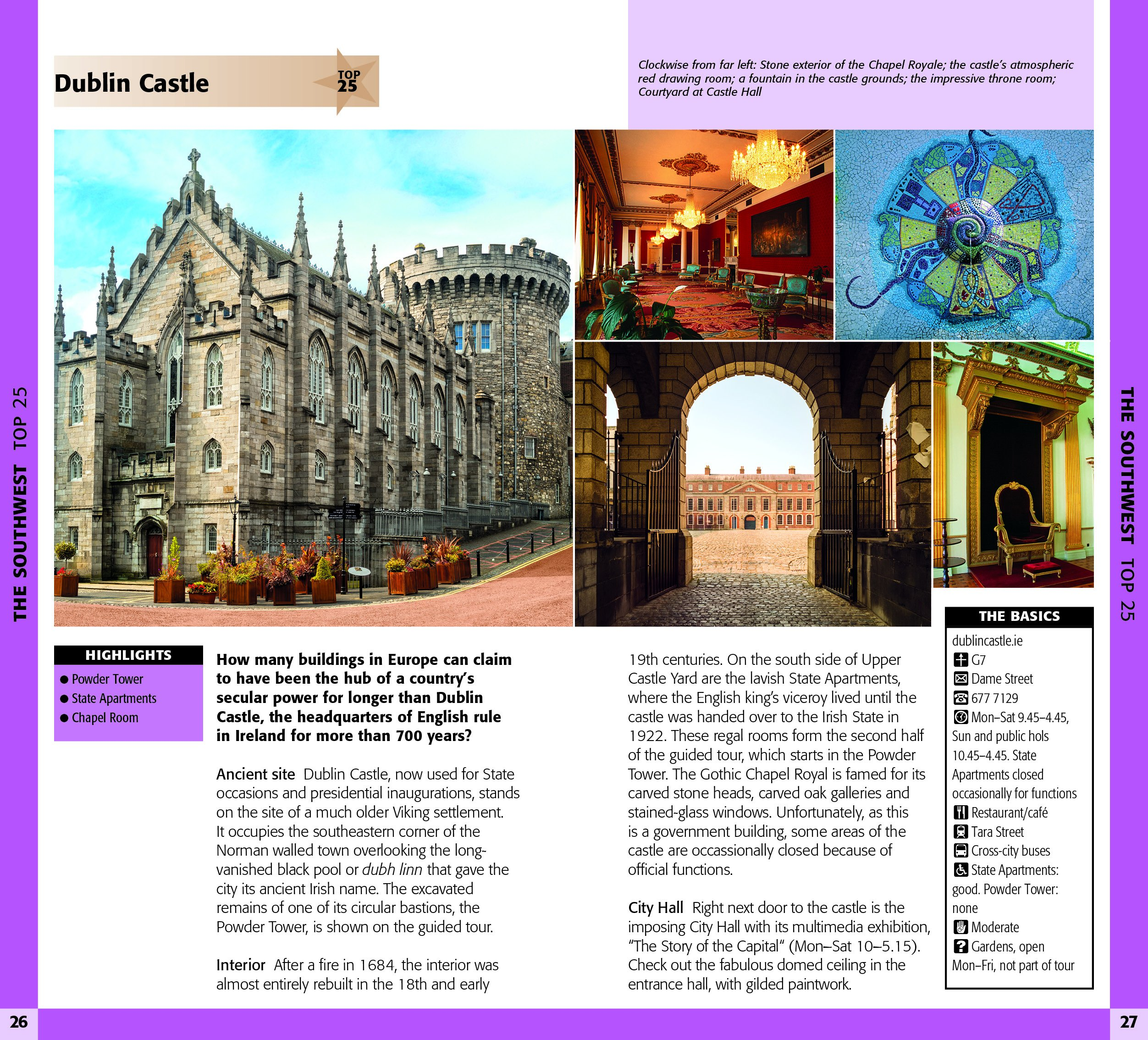 Fodor's Dublin 25 Best (Full-color Travel Guide): Fodor's Travel Guides:  9780147547057: Amazon.com: Books