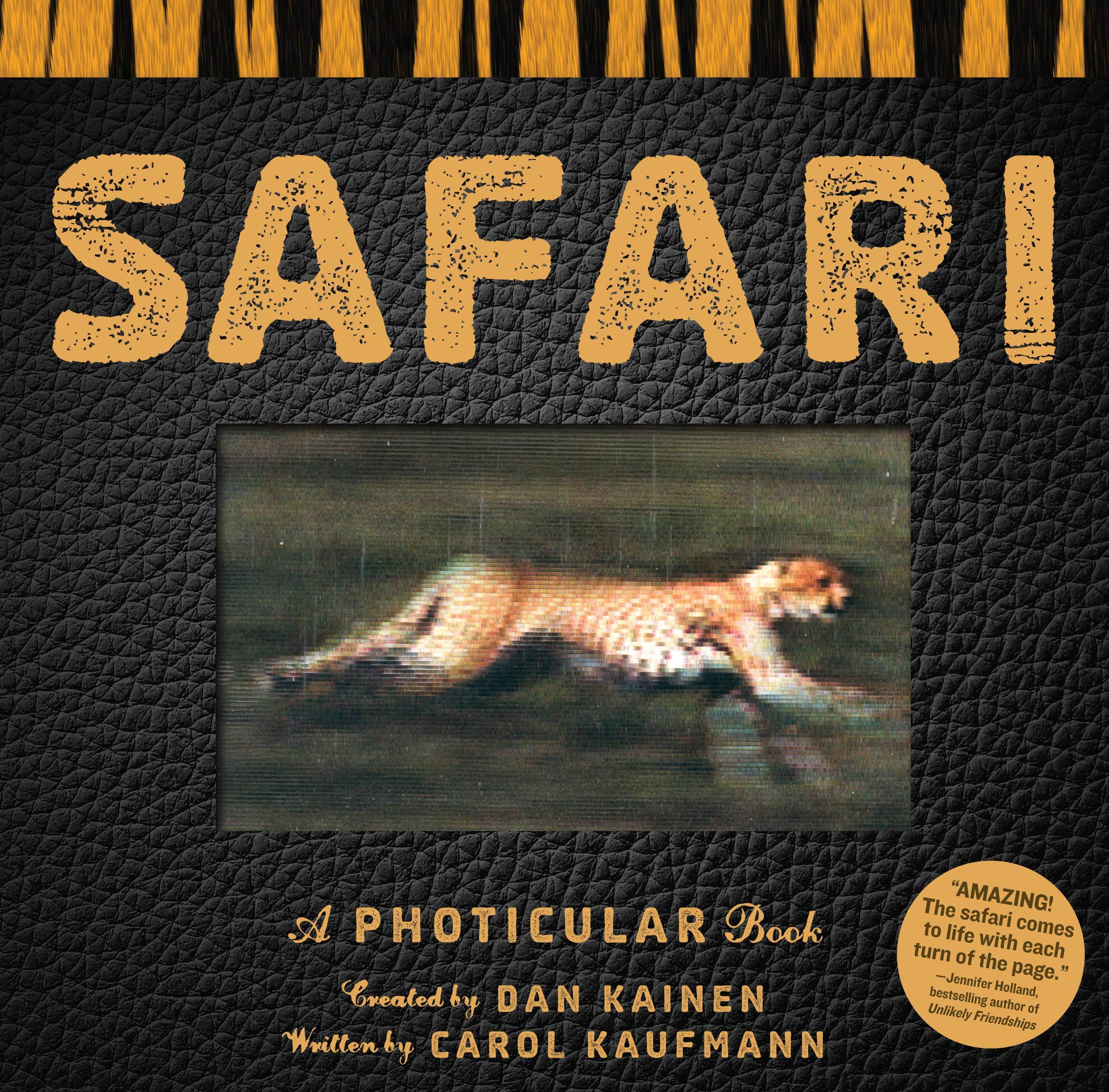 Image for Safari: A Photicular Book