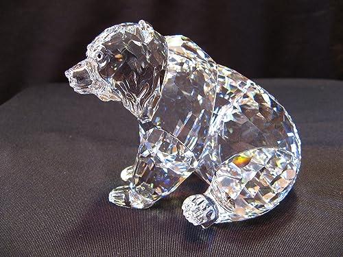 Swarovski Crystal Grizzly