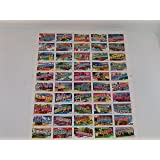 Greetings from America, Full Sheet of 50 34-Cent State Stamps, USA 2002, Scott 3561-3610