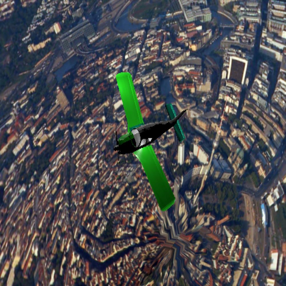 Berlin Night Flight [Download]