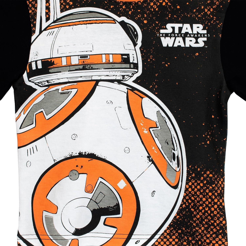 Star Wars Pigiama a maniche lunga per ragazzi BB8