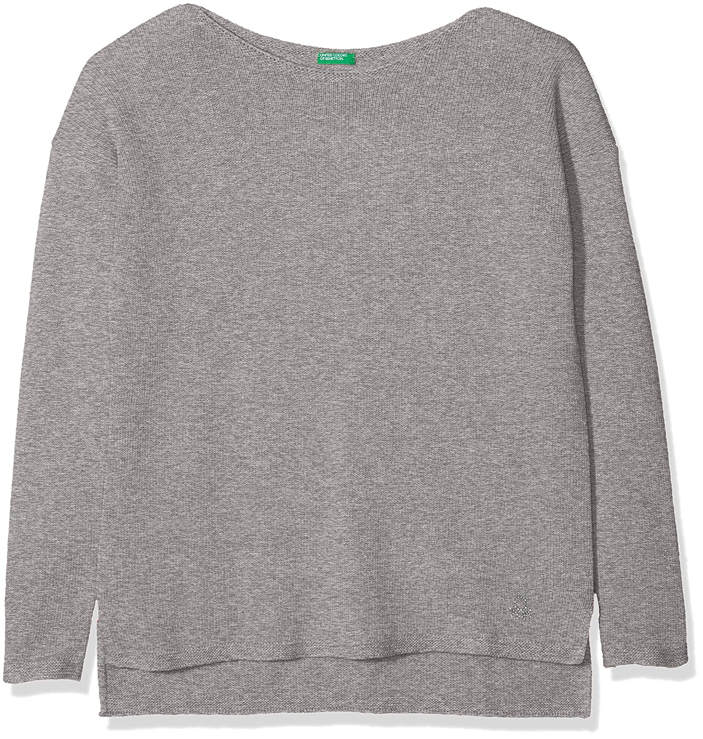 United Colors of Benetton Sweater L/S, Sudadera para Niñas: Amazon.es: Ropa y accesorios