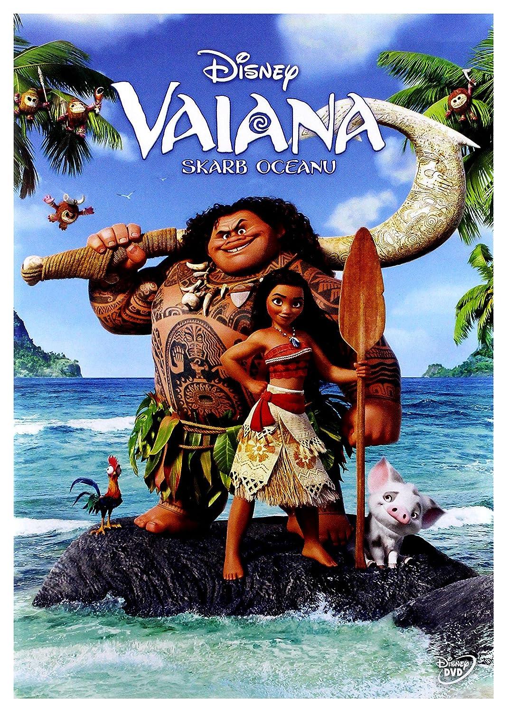 Moana [DVD] (IMPORT) (No hay versión española): Amazon.es ...