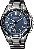 [シチズン]CITIZEN 腕時計 エコ・ドライブGPS電波時計 F150 ダイレクトフライト LIGHT in BLACK 世界限定1,500本 替えバンド&限定ボックス付き CC3015-57L メンズ