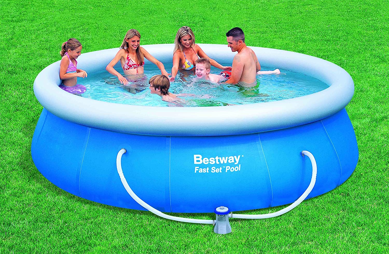 Swimming pool aufblasbar for Rundpool aufblasbar