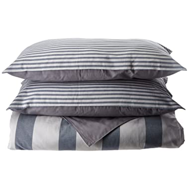 Nautica Fairwater 18-inch Decorative Pillow, 18 inch Dec Pillow, Blue