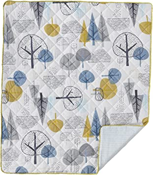 Peaks Lolli Living Peaks Collection Baby Quilt