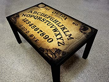 Amazoncom Ouija Coffee Table Kitchen  Dining - Ouija coffee table