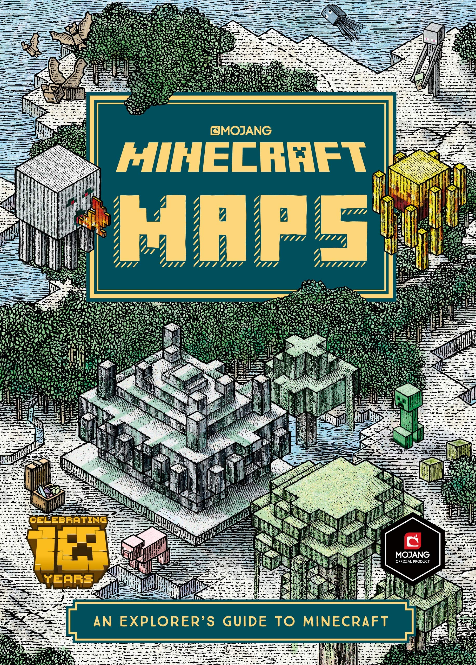 Minecraft Maps An Explorers Guide To Minecraft Amazonco