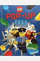 LEGO pop up Book (Lego Reader) Hardcover