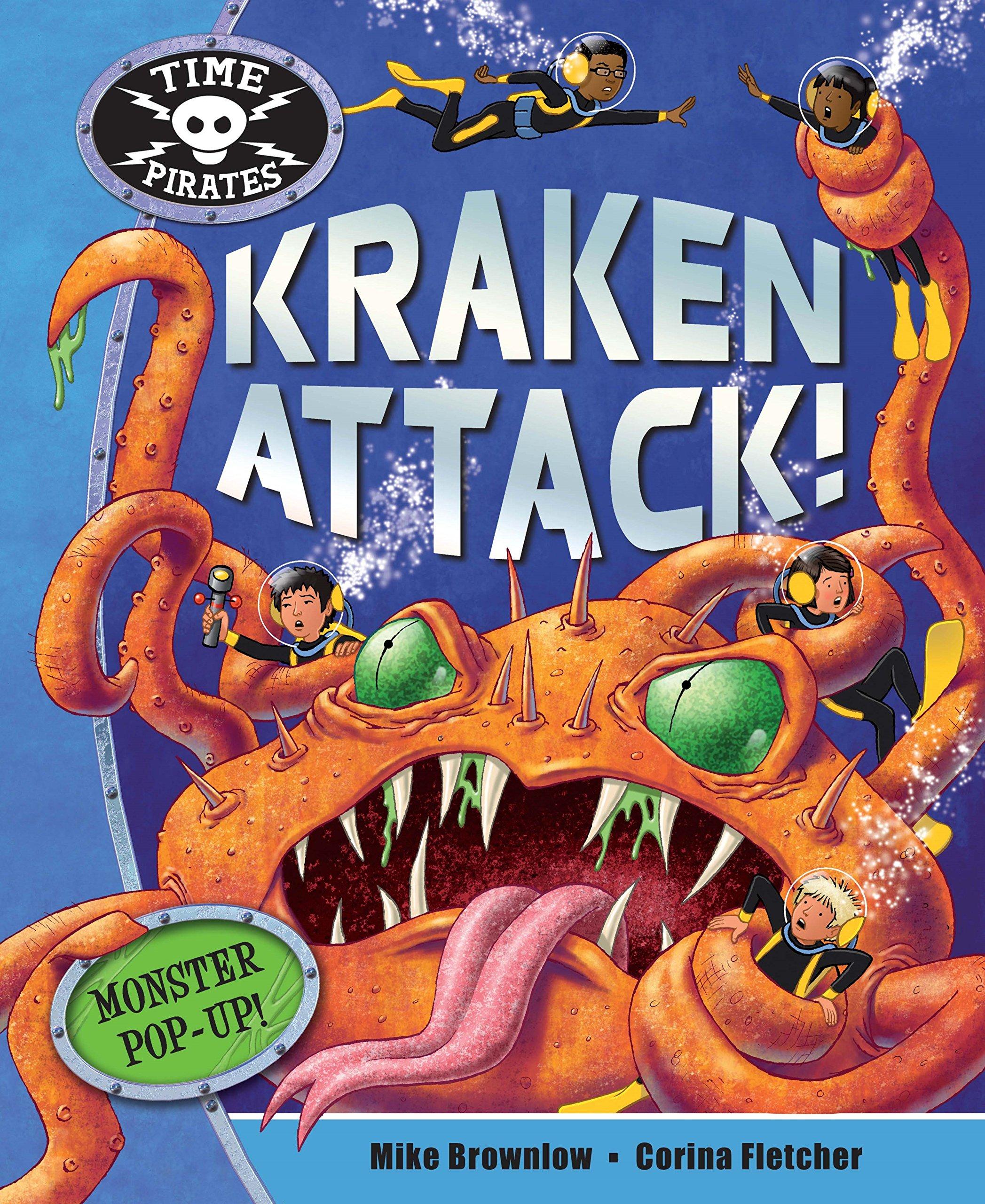 Download Kraken Attack! (Time Pirates) pdf epub