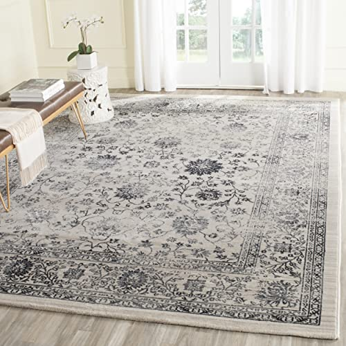 Safavieh Carlyle Collection CYL229A Ivory and Gold 8 x 10 Area Rug