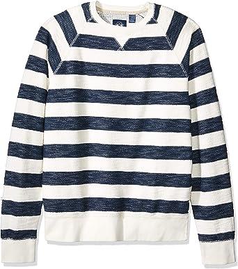 dockers Long Sleeve Crewneck Sweatshirt Camisa de Vestir, Vintage Indigo, XL para Hombre: Amazon.es: Ropa y accesorios