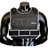Strength sport systems Weight vest (Short) - premium quality - best for cross fit training - running - jogging - Fully Adjustable (S pro weight vest)