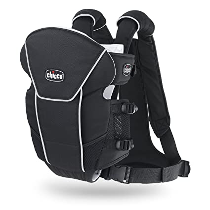 Chicco Marsupio Go Baby Carrier BOXED ** PURCHASE TODAY ** BLACK