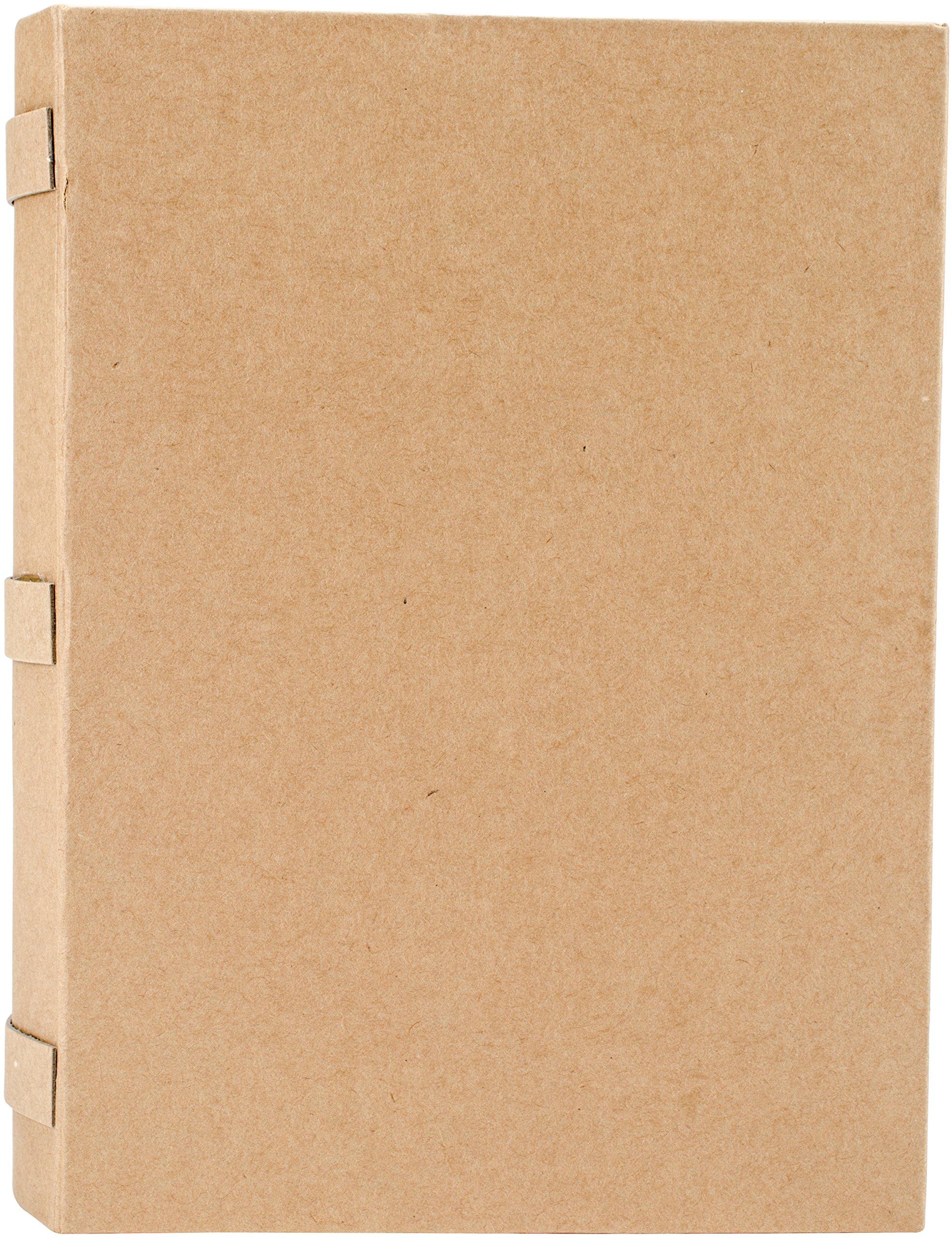 Art Alternatives MVPM06215 Paper-Mache Book Set 2/pkg