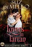 Lovers in Tartan: A Highland Vampires Romance (Highland Vampire Romances Book 4)
