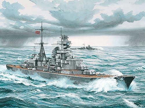 ドイツレベル 1/720 巡洋艦 プリンツオイゲン 05050