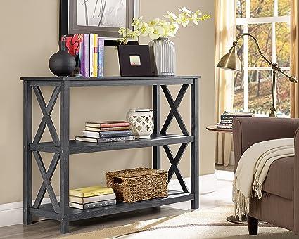 p bookcase in champagne com to coast console homeclick