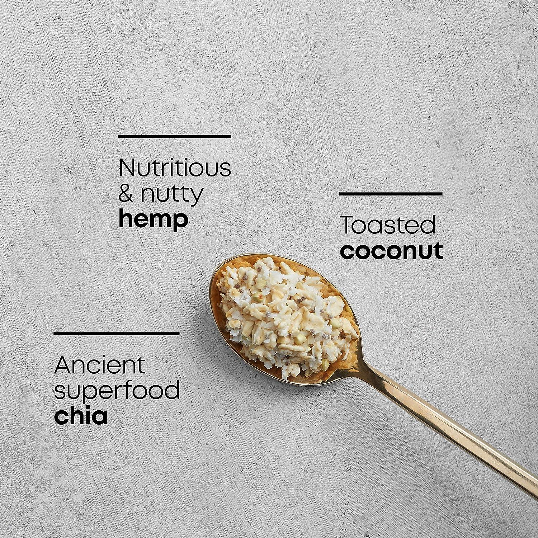 Natures Path Superfood Qia orgánica harina de avena ...
