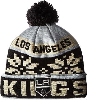 on sale 11656 7de34 NHL Men s Face-Off Winter Cuffed Pom Knit Beanie