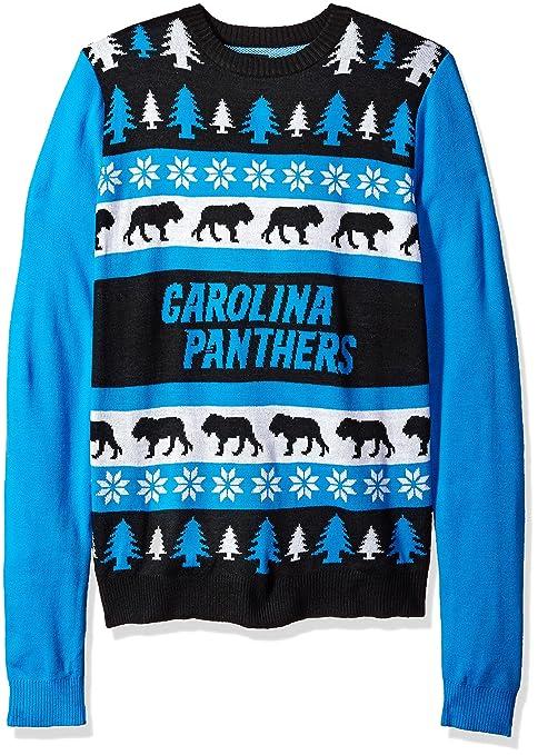 Amazoncom Carolina Panthers One Too Many Ugly Sweater Extra Large