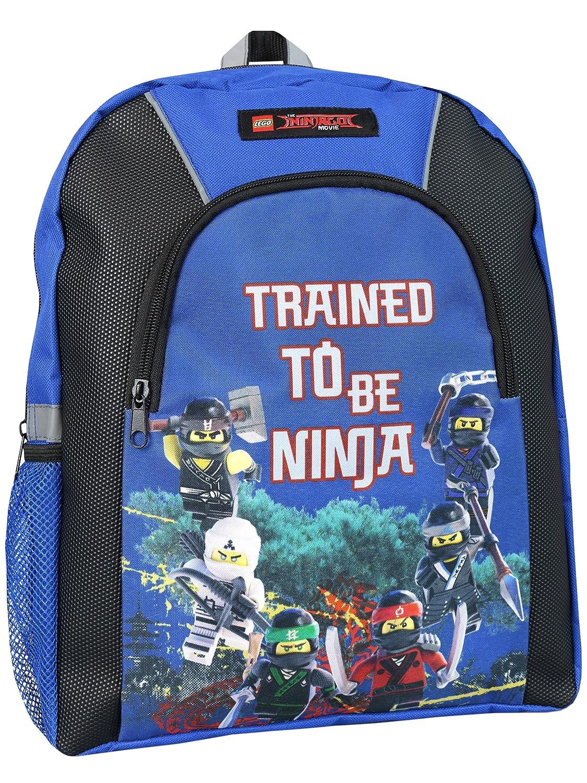 Lego Ninjago Mochila para niños Ninja Trademark