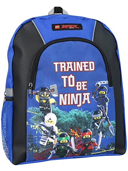 Lego Ninjago Mochila para niños Ninja