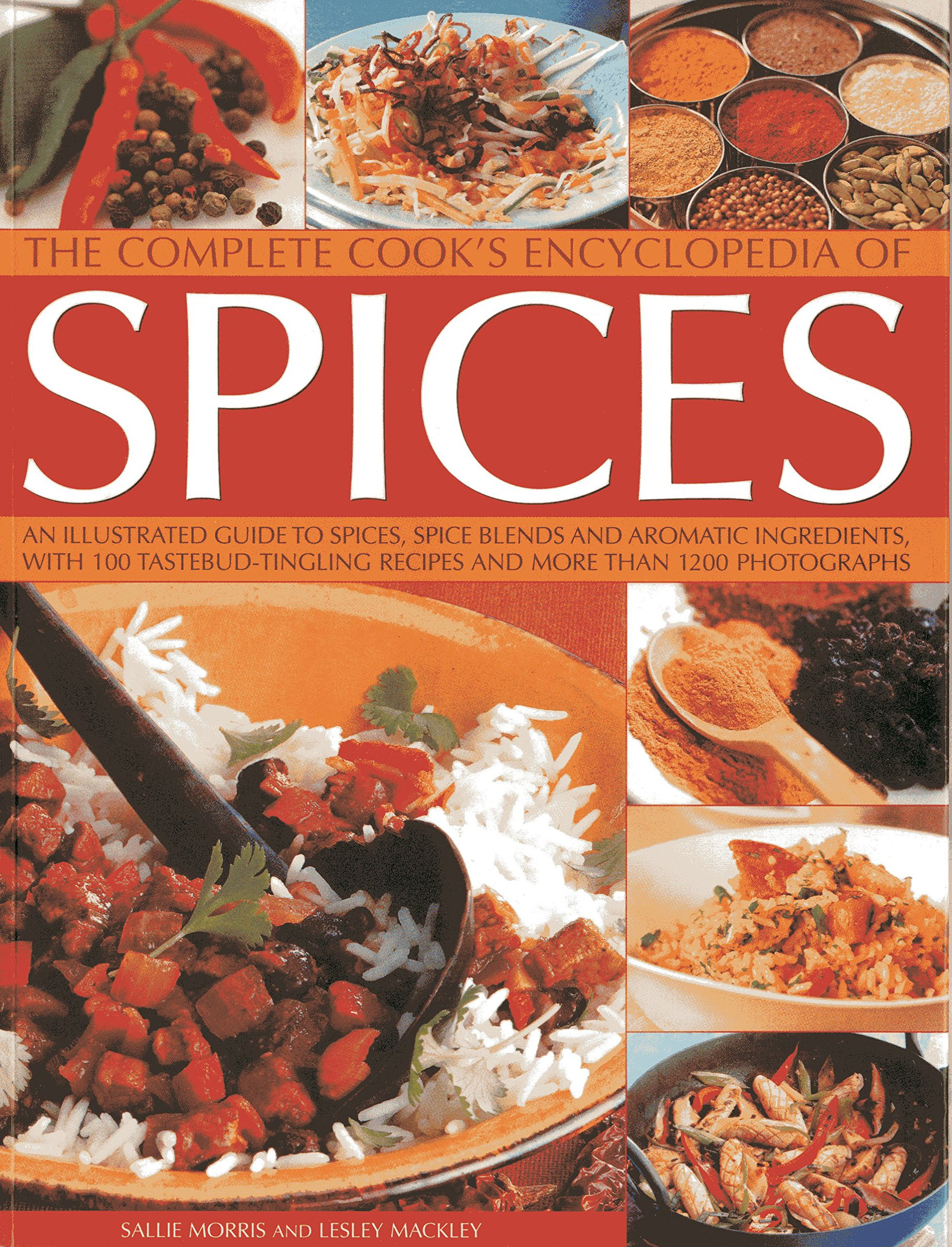 Illustrated Guide to Spice