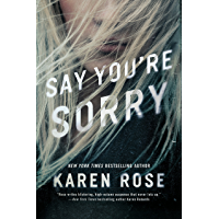 Say You're Sorry (Sacramento Series, The Book 1) (English Edition)