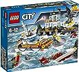 レゴ(LEGO)シティ 海上レスキュー隊と司令基地 60167