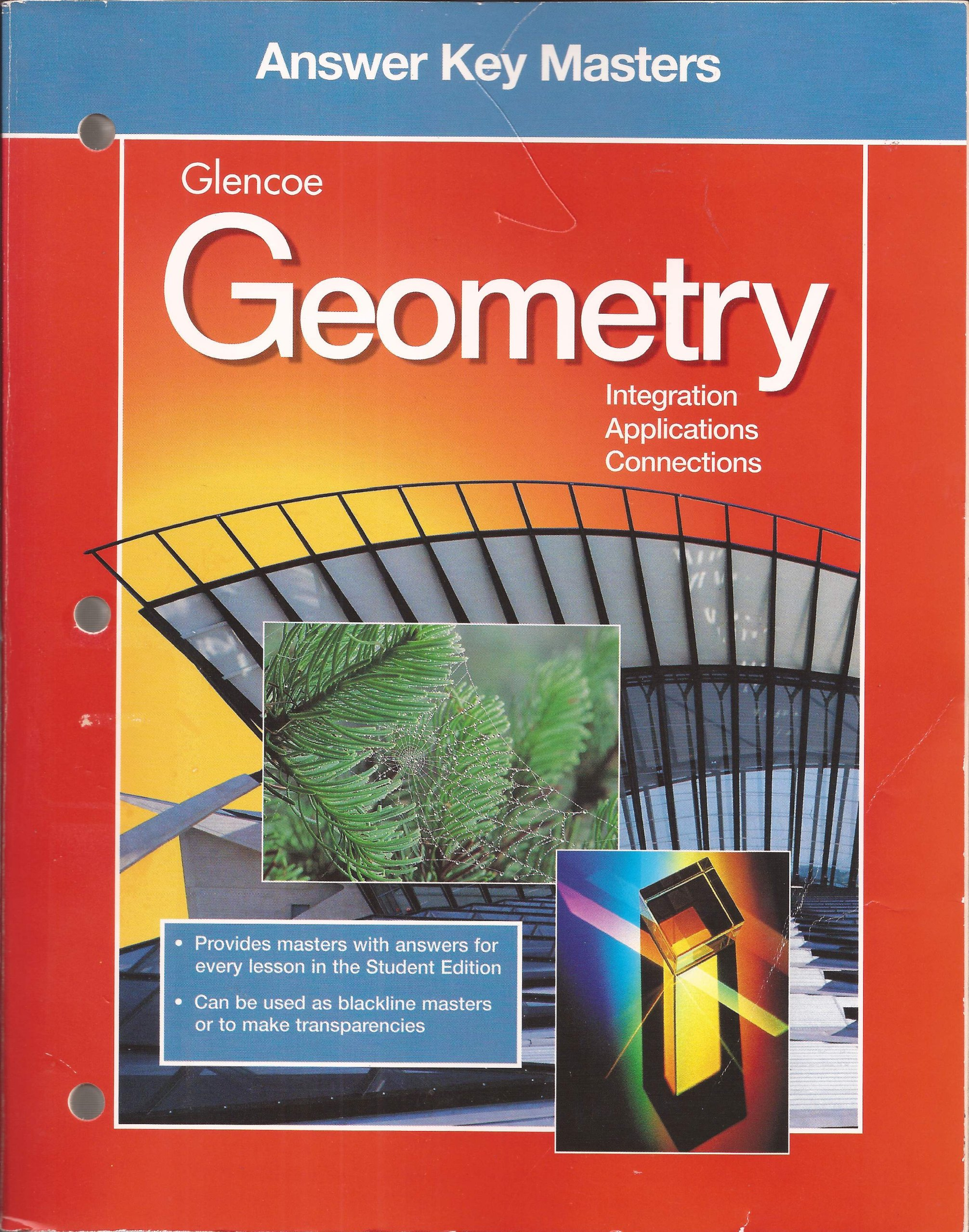 resource masters geometry answers 11