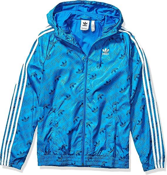 adidas Originals Herren Mono Track Top Jacket Jacke: Amazon